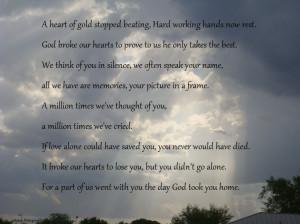 Miss You Grandma Jane Ataltior