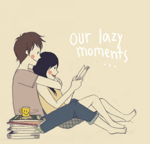 arms, art, book, books, boy, couple, couples, cuddling, cute, girl ...