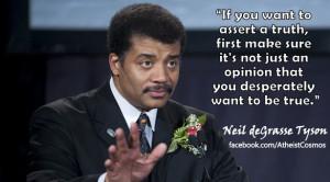 Neil deGrasse Tyson #Quote