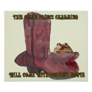 Cowboy Prince Charming Quotes