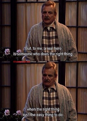 Mr. Feeny quote