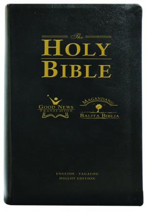 Magandang Balita/Good News Bible: MBB80TAG/GNT055GE D-blk -Personal ...