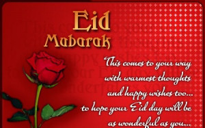 Eid Mubarak 2010 : SMS, Messages, Greetings, Quotes & Date
