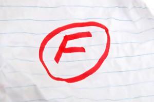 Posts Tagged 'bad grades'