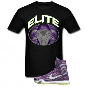 Eu Kicks Nike Nike Kobe X Elite Team (detailed Pictures)