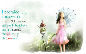Quotes About Regret HD Wallpaper 23