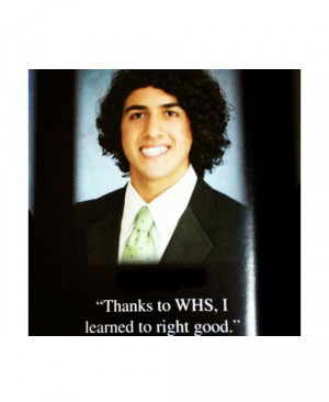 The Best Yearbook Quotes ... Ever