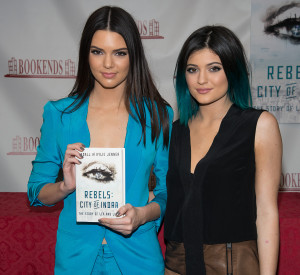 Kendall And Kylie Jenner Book