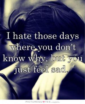 feeling depressed quotes