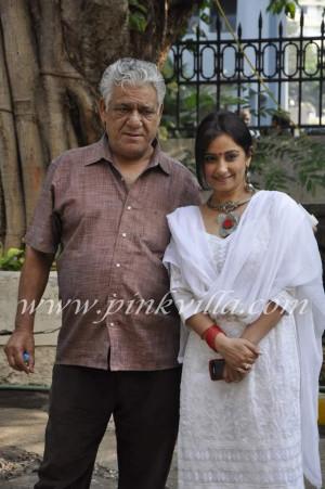Thread: Om Puri, Naseeruddin Shah and Divya Dutta at the NCPA ...