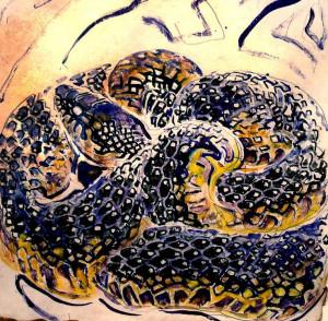 Snake by Walter AndersonWalter Anderson, Walter Ingles, Swamp Things ...