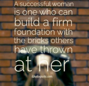 Successful women, quotes, sayings, deep, quote 10