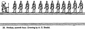 Horus and the 12 Disciples