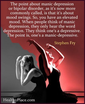 ... salts are effective at treating bipolar disorder   LIVING IN STIGMA