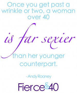 Fierce & 40 Over-40 Women Beauty Fashion Lifestyle