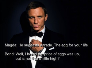 Movie, james bond, quotes, sayings, famous, wise