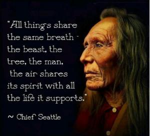 Chief Seattle ~ Suquamish Tribe~ (The ancestral Suquamish have lived ...