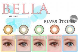 contact lens color contact lenses 2 tone color lenses