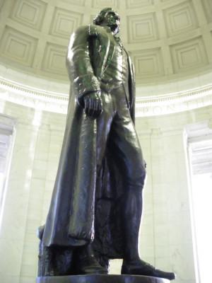 Thomas Jefferson, quotes on voting