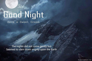 Sweet Dreams Images With Quotes For Facebook