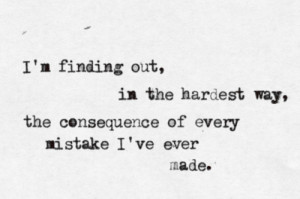 quote-a-lyric:Mayday Parade - Bruised And ScarredSubmitted by ...