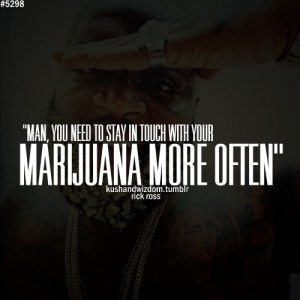Rick Ross Quotes (Images)