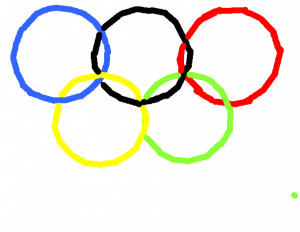 facts about the olympic flag