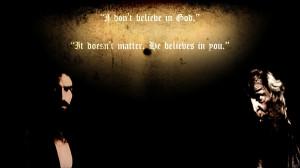 movies grunge quotes god books believe actors cristo belief count of ...