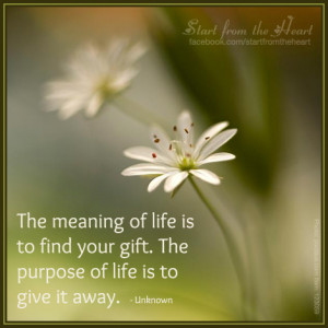 the-meaning-of-life-is-to-find-your-gift-the-purpose-of-life-is-to ...