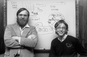 Paul Allen Vs Bill Gates: Amore finito?