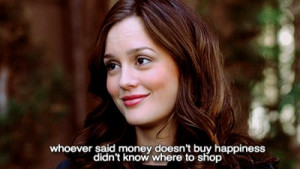 blair waldorf, fashion, gossip girl, leighton meester, quotes