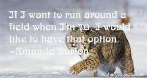 Amanda Burton Quotes Pictures