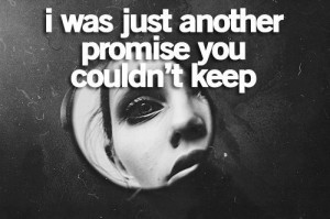 No point making promises if you cant keep them. Re-Pin Us ! # ...