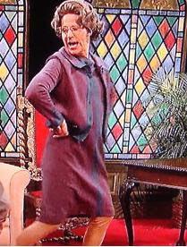 Dana Carvey as Church Lady