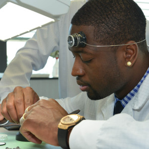 The Watch Quote: Photo - Dwyane Wade visits Hublot and Switzerland