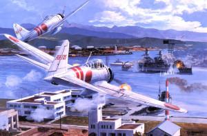 The SCR-270 radar at Pearl Harbor