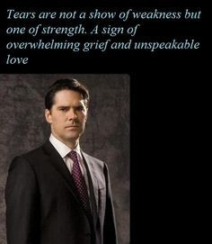criminal minds quotes | Criminal Minds Quote 5 by edwardbella408 More