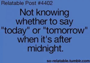 Night shift. This is sooo me