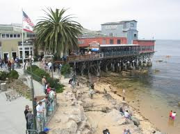Cannery Row waterfront