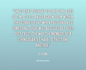 Yo-Yo Ma Quotes. QuotesGram