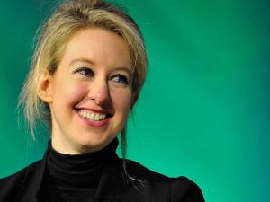 Elizabeth Holmes, la miliardaria più giovane al mondo che si è fatta ...