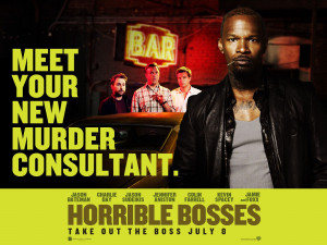 Horrible Bosses Horrible Bosses Wallpaper