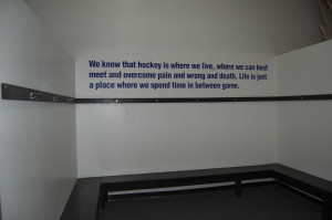 Inspirational Quotes About Hockey