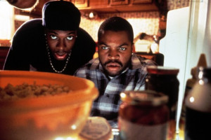 New Line Cinema: Chris Tucker and Ice Cube in