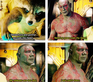 Guardians of the Galaxy Drax The Destroyer