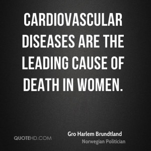 Gro Harlem Brundtland Death Quotes