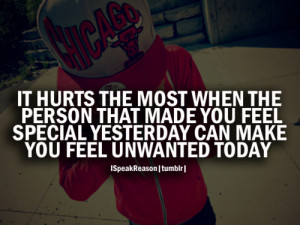 feeling unwanted in a relationship quotes