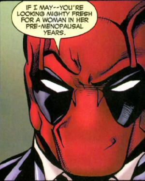 Deadpool Funny Quotes Wallpaper Deadpool funny