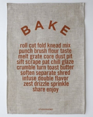Baking #quote