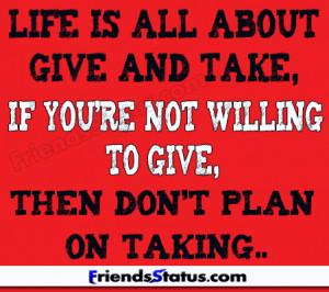life nice fb status quotes